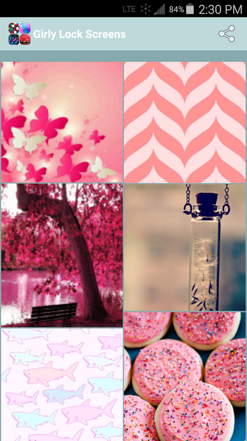 Girly Lock Screens  Android Apps on Google Play