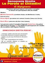 Photo: La Parola ai Cittadini - Alpignano (TO) 6 maggio 2011 http://www.youtube.com/watch?v=t8RRApSG7p0