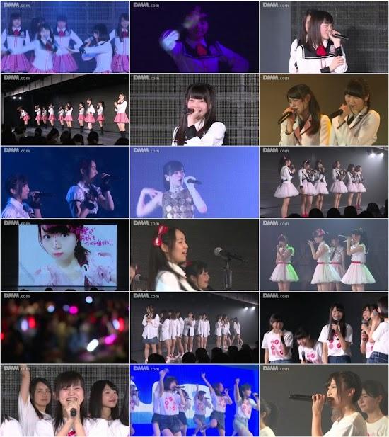 (LIVE)(公演) NGT48 チームNIII 「PARTYが始まるよ」公演 160512 60515 160522