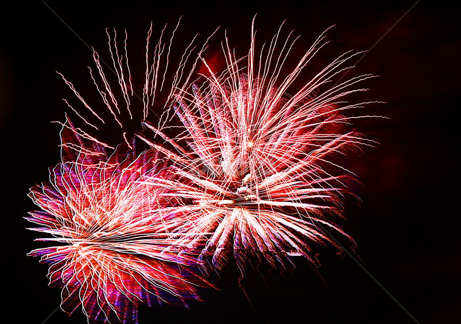 4th of July by Ivy Luna - Public Holidays July 4th ( #fireworks, #, #4th of july,  )