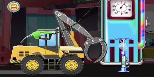 Construction Vehicles & Trucks - Games for Kids 1.8.1 screenshots 4