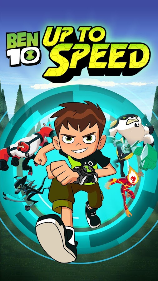 Ben 10: Up to Speed- screenshot