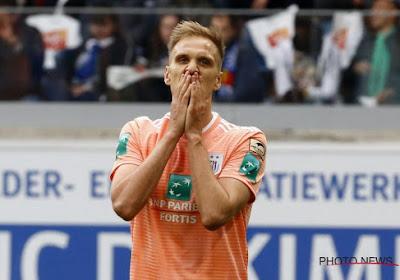 L'Udinese a pris peur devant le salaire de Lukasz Teodorczyk