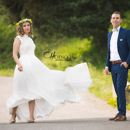 Wedding photographer Catalin Hotnog (CatalinHotnog). Photo of 03.07.2017