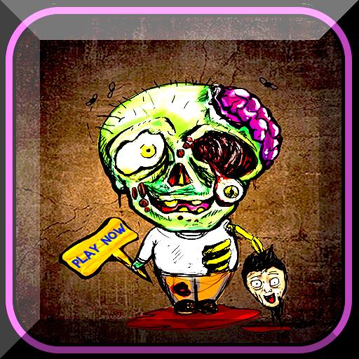 殭屍粉碎經典 休閒 App LOGO-APP試玩
