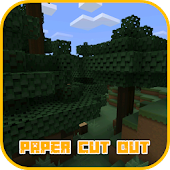 Paper Cut Out Mod MCPE