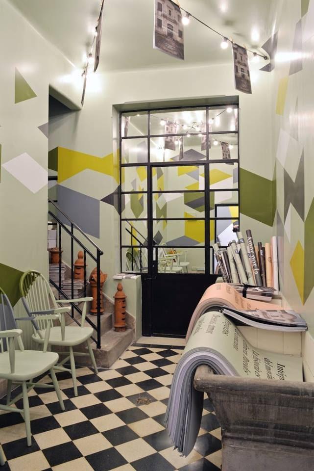 Casa FOA 2016: Espacio Institucional Palacio Cabrera BrodyFriedman