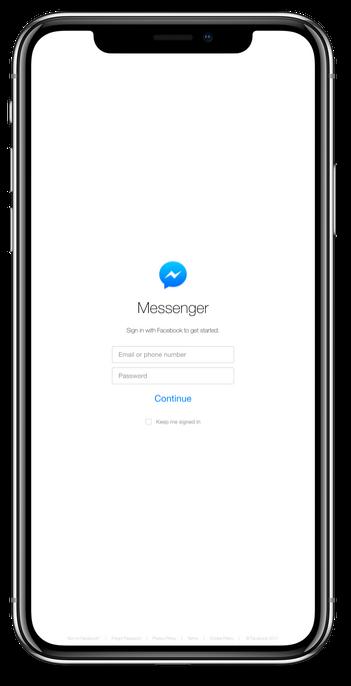 Messenger Chatbot Development Marketing
