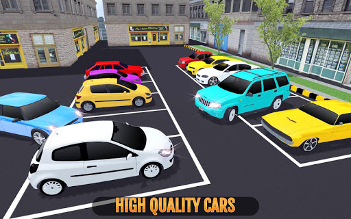 Park Me: game (apk) free download for Android/PC/Windows screenshot