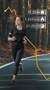 Runtastic Laufen, Sport & Fitness Tracker Screenshot