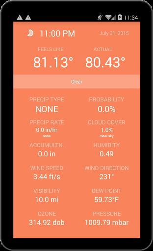 免費下載天氣APP|Forecast app開箱文|APP開箱王