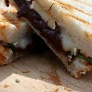 "Choconini Sandwich with ""Xocai Healthy Chocolate"""