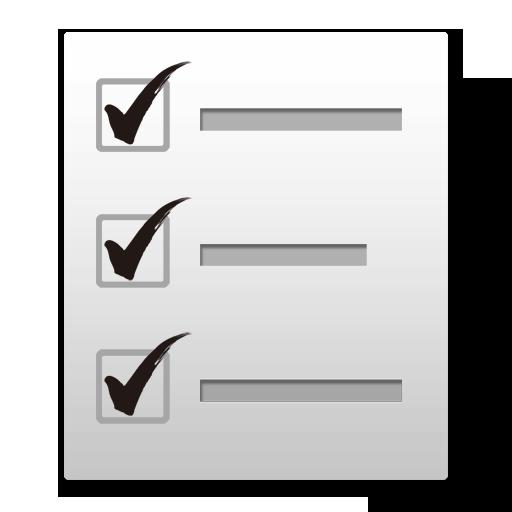 Simplest Checklist(check list) (app)