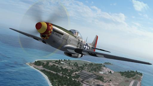 Code Triche Wings of Steel APK MOD (Astuce) screenshots 1