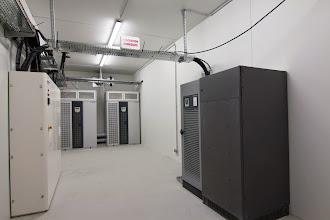 Photo: Local électrique #datacenter #reims (Visite de chantier 28.11.2014)