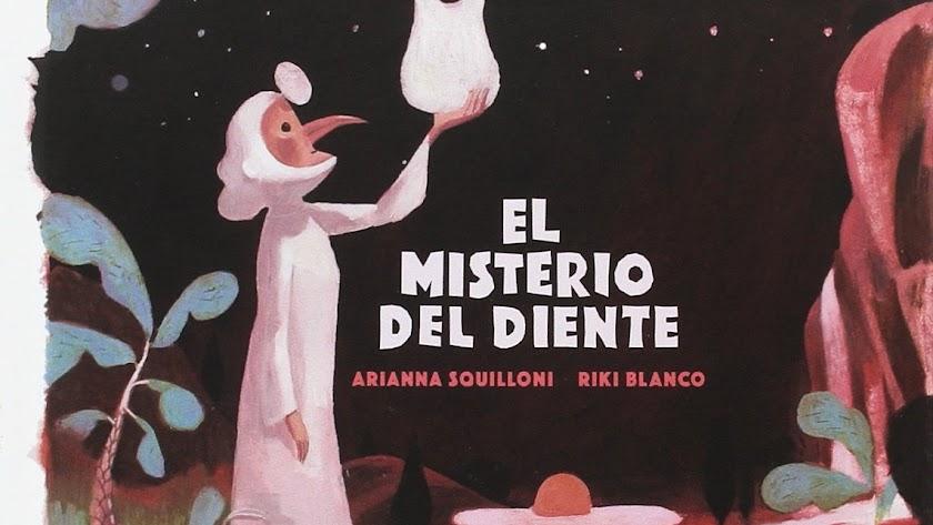 Cuentacuentos con Arianna Squilloni, autora de El Misterio del Diente en Librerías Picasso.