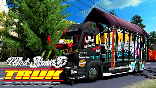 Mod Bussid Truck ss1