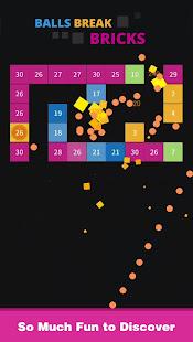 Balls Break Bricks - Fun Time Killing Game