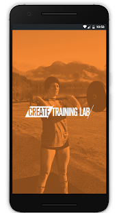 Create Training Lab - náhled