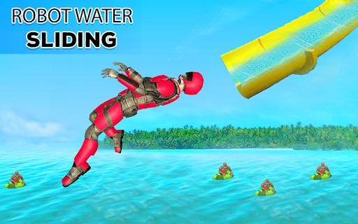 Robot Water Slide 1.0.9 screenshots 13