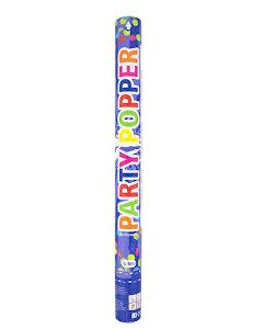 Konfettibomb, blandade färger 57 cm