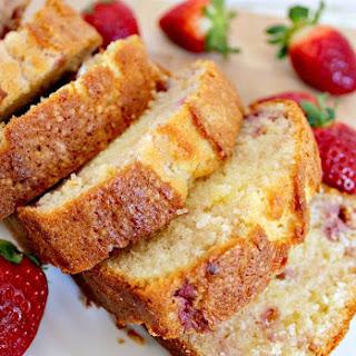 Strawberry Pound Cake Dessert Recipes