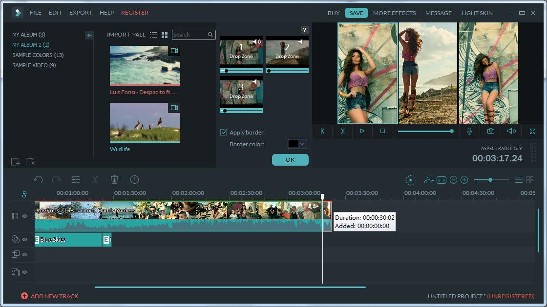 filmora video effects software