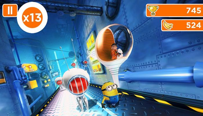 android Despicable me v2 Screenshot 1
