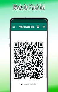 App Whats Web Pro APK for Windows Phone