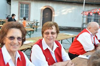Photo: Cläri Schüpbach, Elisabeth Stohler und Christoph Dettwiler