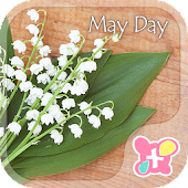 icon & wallpaper-May Day-