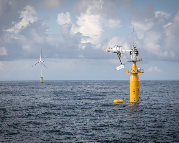 How energy kites expand the reach of offshore wind
