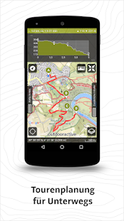 Outdooractive Premium – Miniaturansicht des Screenshots