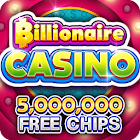 Billionaire Casino Slots 777 - Free Vegas Games icon