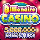 Billionaire Casino - Play Free Vegas Slots Games icon