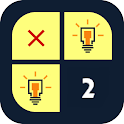 Light Up puzzle icon