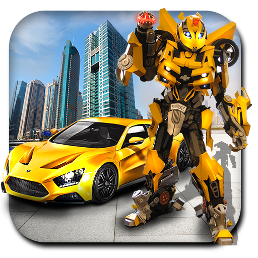 Gerçek Robot Araba Transformatör Savaşı APK