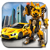 Real Robot Car Transformer Games
