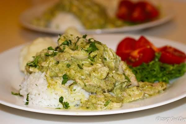 Jocon De Pollo (guatemalan Chicken With Tomatillo) Recipe