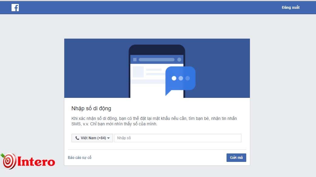 Xác minh danh tính khi tài khoản Facebook bị khóa tạm thời