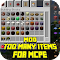 Mod Too Many Items for MCPE file APK Free for PC, smart TV Download