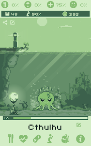 Cthulhu Virtual Pet v2.1.19 (Mod Money)