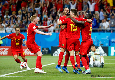 🎥 Een moment om nooit te vergeten: dag op dag drie jaar geleden schakelden de Rode Duivels Japan uit op het WK na een schitterende counter