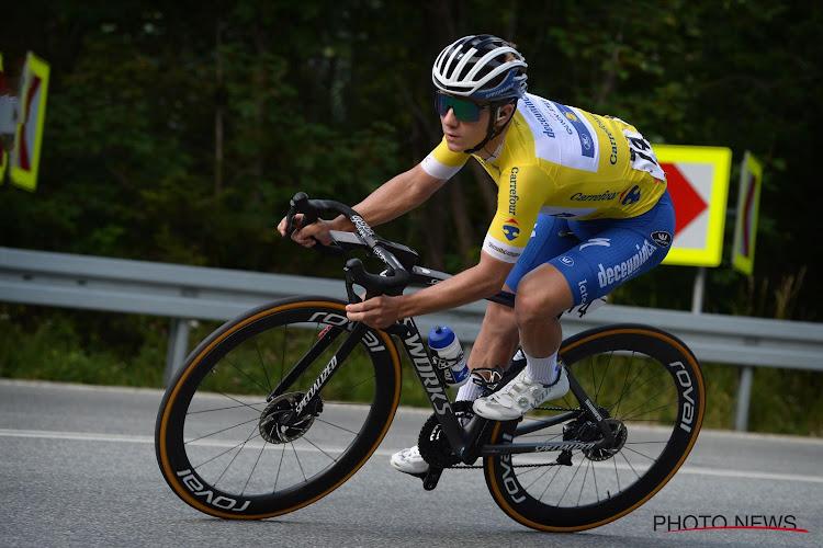 """Remco Evenepoel snakt naar de fiets: """"De dag dat het mag, spring ik op de fiets! Al regent of dondert het"""""""