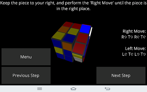 How to Solve a Rubik's Cube- screenshot thumbnail