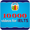 10000+ FREE VIDEOS FOR IELTS icon