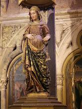 Photo: Virgen de la Esperanza (vierge enceinte)