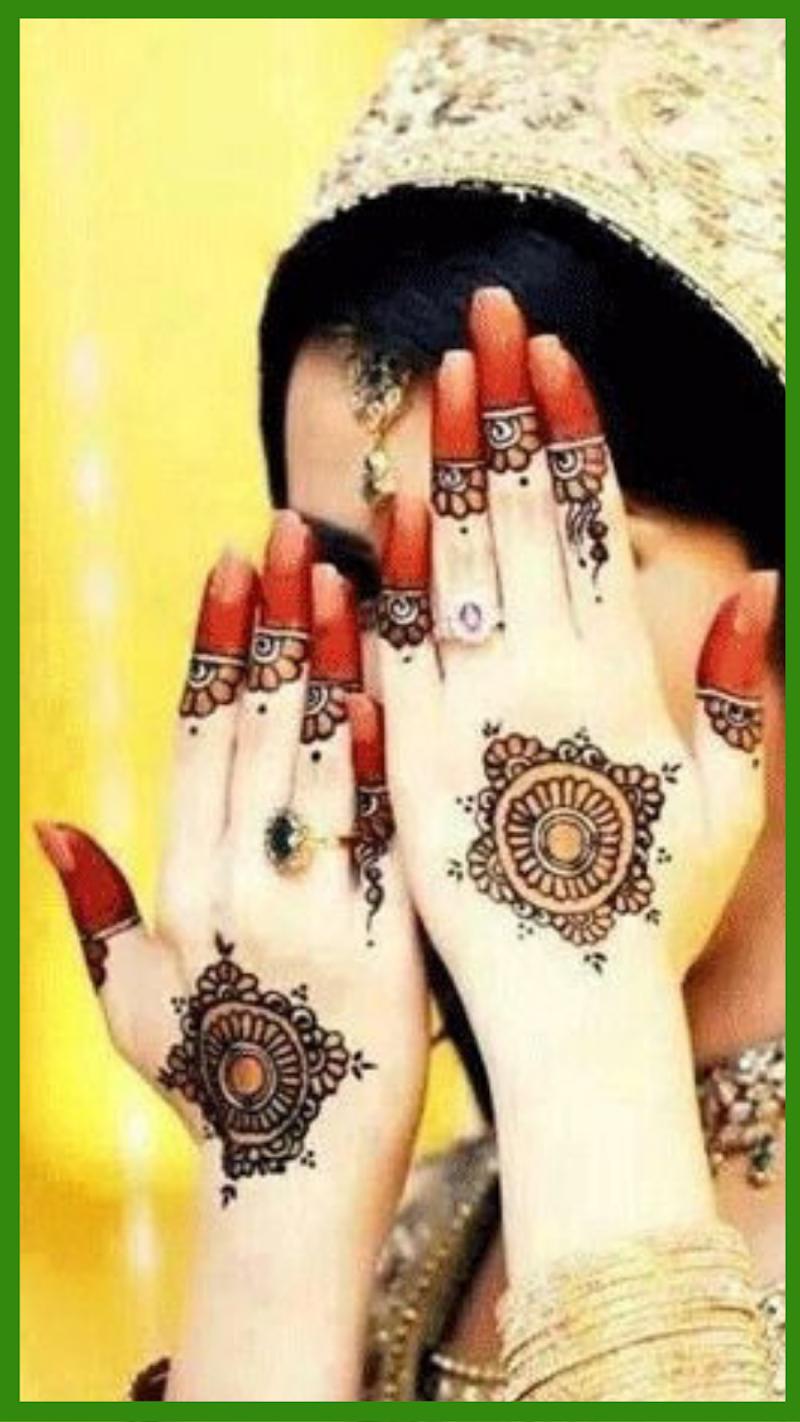 Скриншот Arabic Mehndi Henna Designs 2019 (Offline)