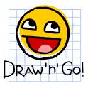 Awesomeness: Draw 'n' Go! icon