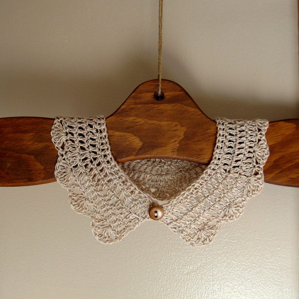 Lazytcrochet Crochet Collar From Lazytcrochet